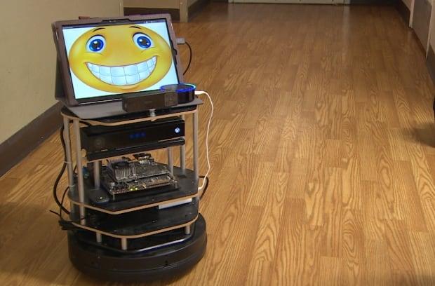 Group home robot 2