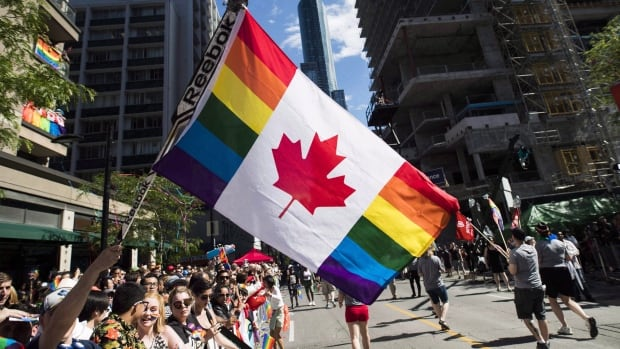 Egale Canada in 2016 recommended an apology from Ottawa to Canadians who were criminally charged or fired from the military or civil service because of their sexual orientation.
