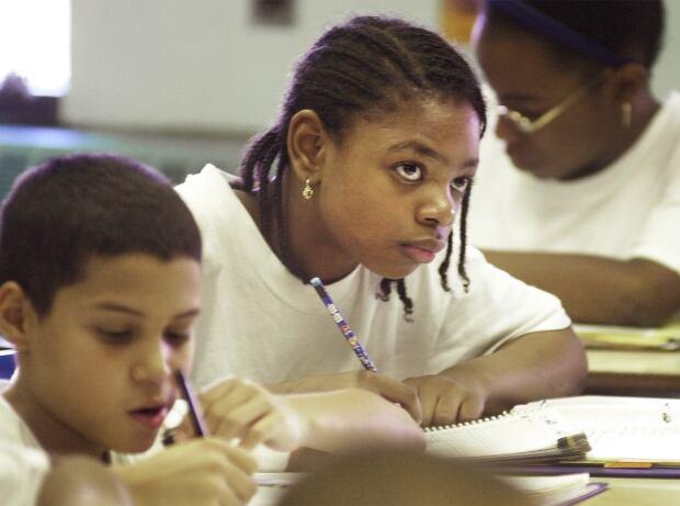 Bronx classroom
