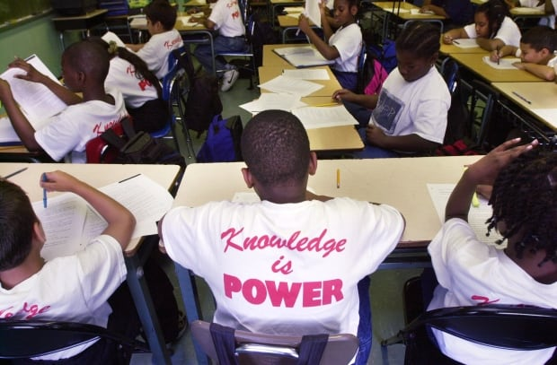 Classroom: Knowledge is power