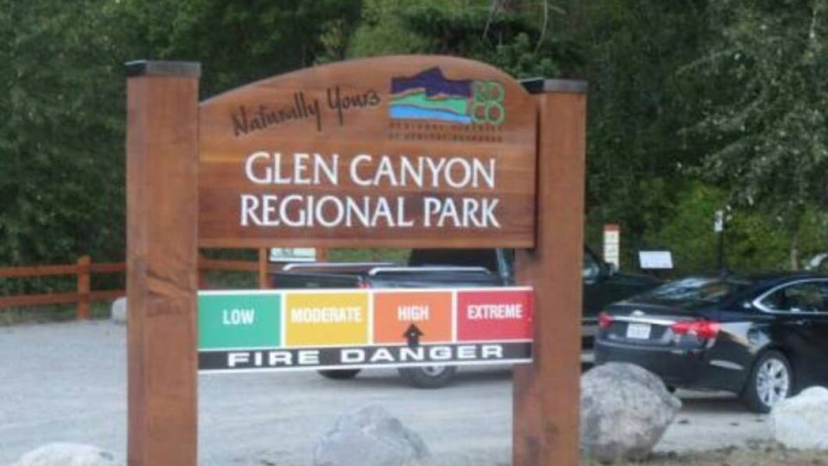 RCMP investigating 2 fires in as many days in West Kelowna park
