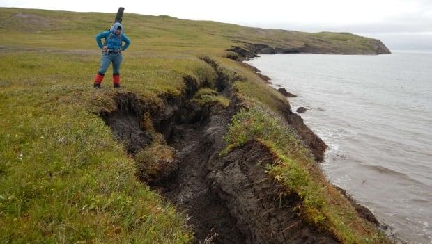 Herschel Island Erosion