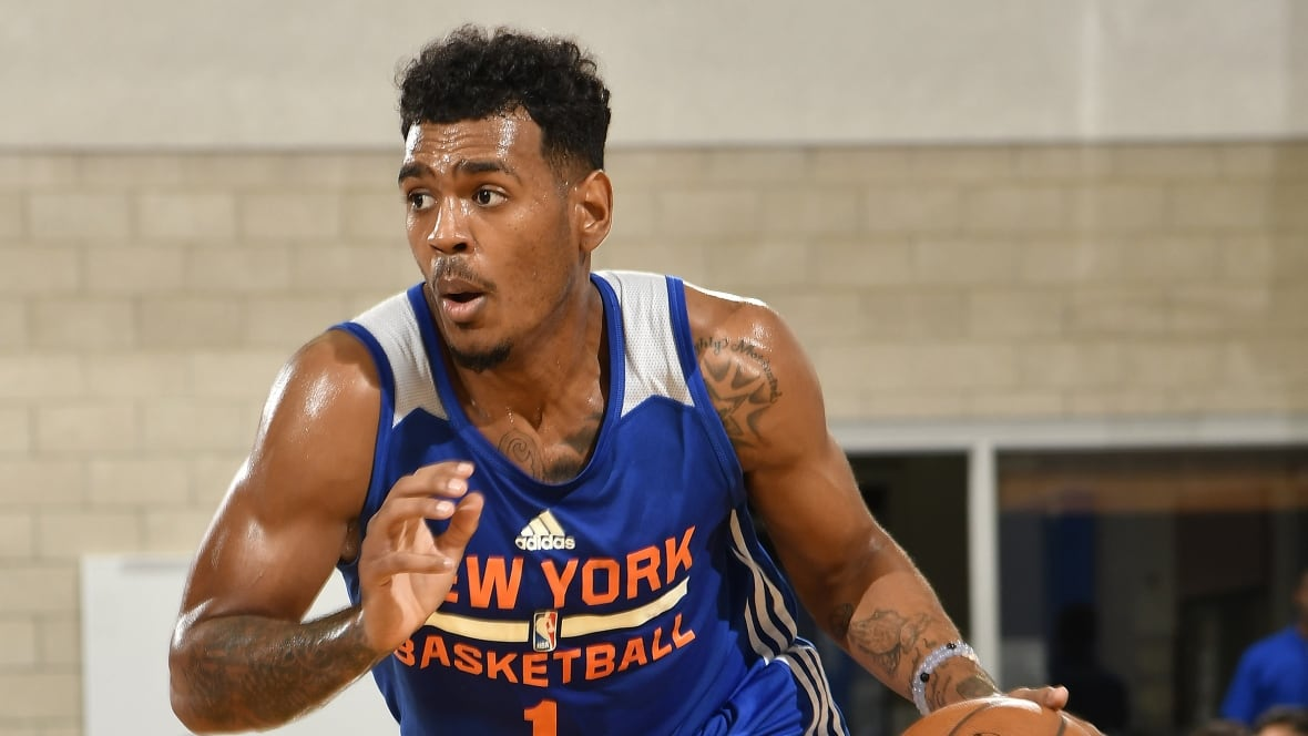 Knicks sign undrafted Canadian Xavier Rathan-Mayes - CBC ...