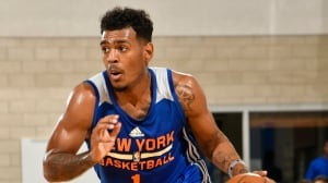 Knicks sign undrafted Canadian Xavier Rathan-Mayes
