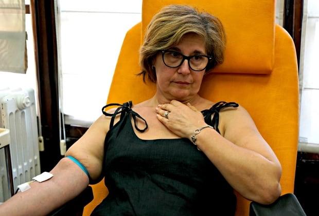 Barcelona blood Lika Meldrum