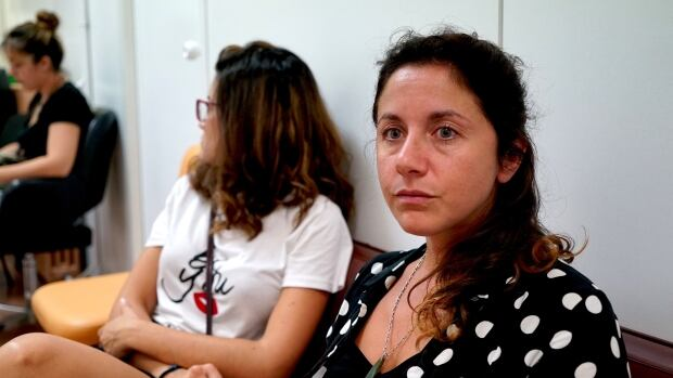 Laura Cordozo Barcelona blood