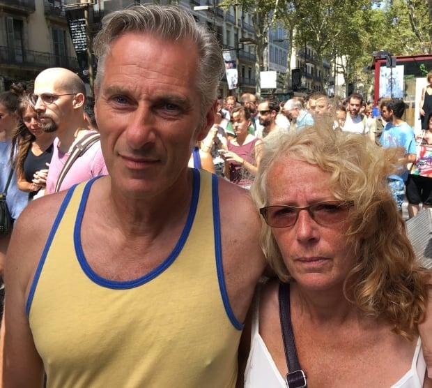 Ken and Karen Morris Barcelona