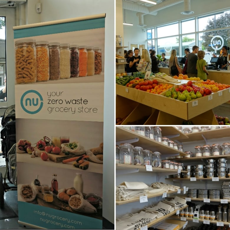 Ottawa's first zero-waste grocery store officially opens
