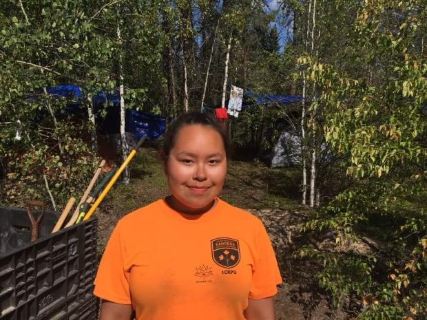 Joni Tulurialik from Taloyoak, Nunavut