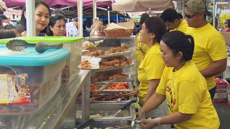 Toronto's Taste of Manila festival is (officially) going