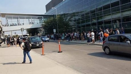 Winnipeg's airport evacuated as a precaution after AC malfunction thumbnail
