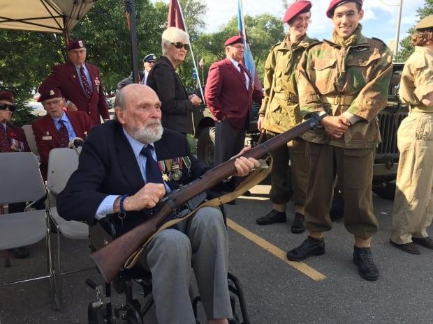 Harry Neill Wolrd War 2 Veteran