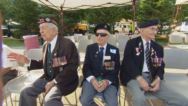 Warriors Day Parade Veterans
