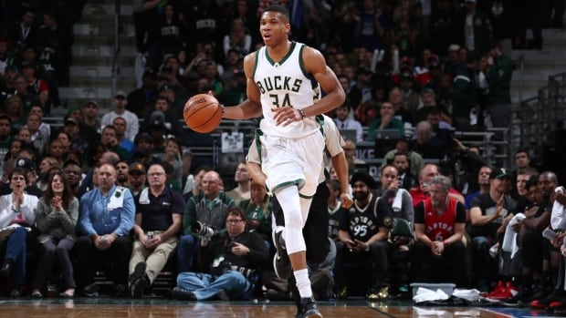 Greece's basketball federation accused the Milwaukee Bucks and the NBA of hatching a plan to prevent Giannis Antetokounmpo, above, from playing in the European championship.