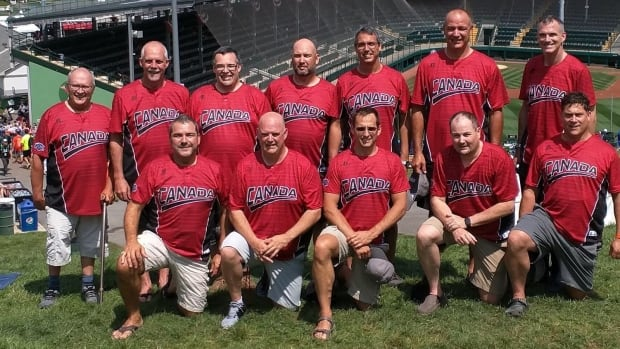 Members of Canada's 1982 Little League World Series team from Rouyn-Noranda, Que., are back in Williamsport Pa., to relive old memories and pass on advice to this year's representatives from White Rock, B.C.