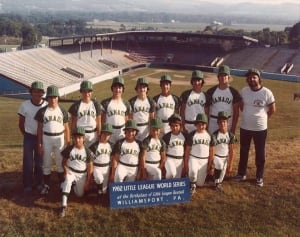 little league 1982