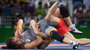 jasmine mian wrestling