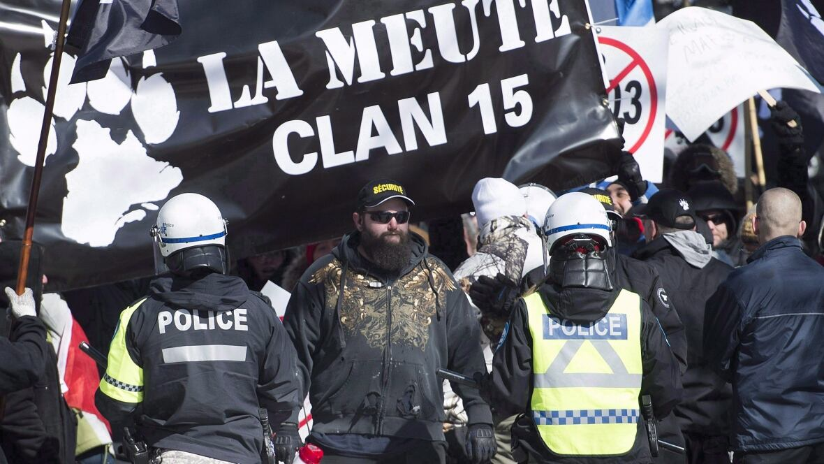 Far-right groups, counter-protesters expected in Quebec City