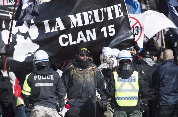 Quebec City Counter Protest Declared Illegal by Police After Violence