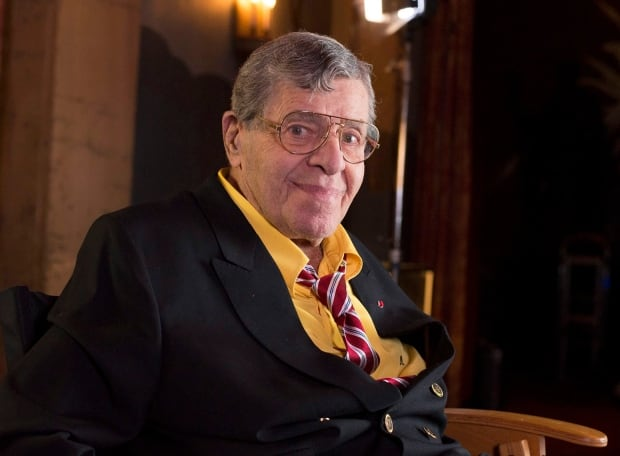 Jerry Lewis Hospitalized