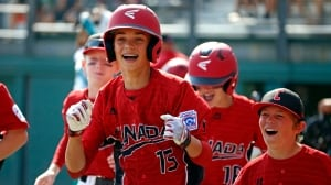 Reid Hefflick fans 7, homers for Canada in win over Venezuela at Little League World Series