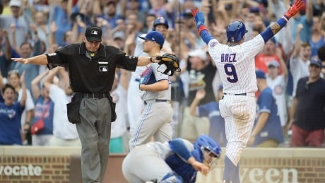 Cubs complete improbable rally as Jays crash and burn in extras thumbnail
