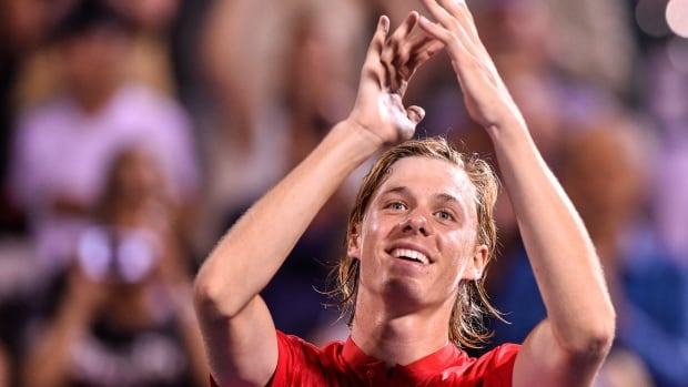 Denis Shapovalov's semifinal run at the Rogers Cup skyrocketed his ranking from 143rd to 67th. But the young Canadian isn't getting too ahead of himself.
