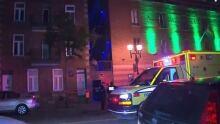 Man falls in Gay Village