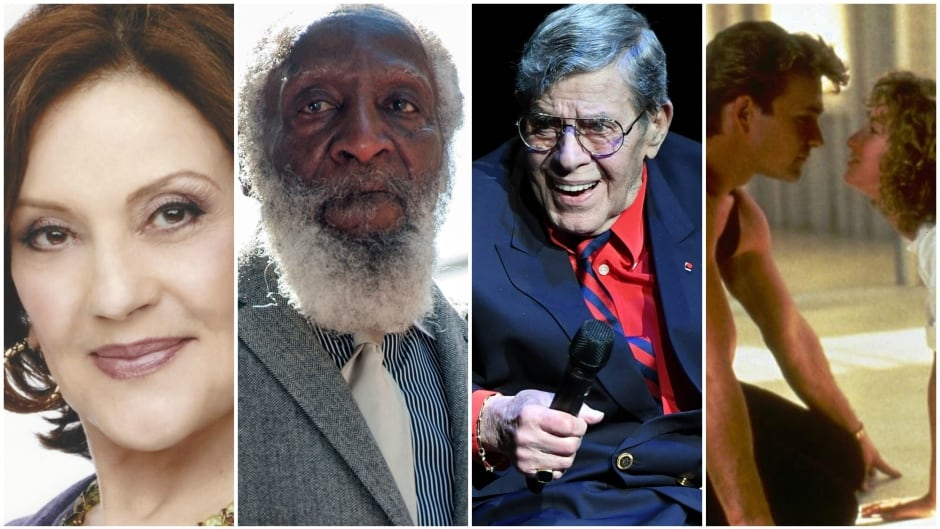 Today on q: Dirty Dancing actress Kelly Bishop, Dick Gregory's son Yohance Maqubela, comedy historian Kliph Nesteroff and Dirty Dancing music supervisor Michael Lloyd.