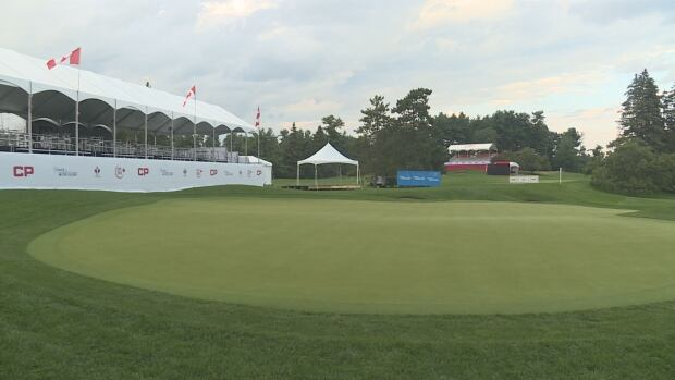The CP Women's Open gets underway this week at the Ottawa Hunt and Golf Club.