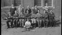 Harbord Playground baseball team