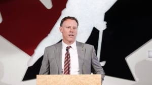 Olympic hockey boss Burke returns from Russia with optimism