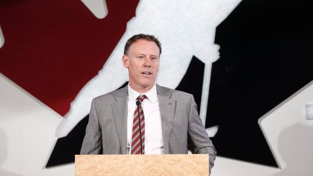 Former NHL goaltender Sean Burke has been tasked with the job of assembling Canada's Olympic men's hockey team for the 2018 Games in Pyeongchang, South Korea.