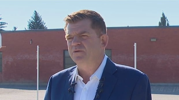 United Conservative Party leadership candidate Brian Jean says Alberta's primary education curriculum needs to return to a focus on the basics.