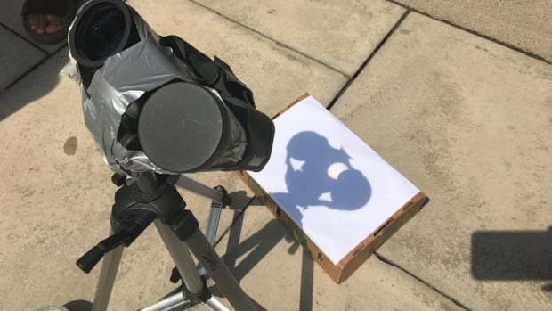 McMaster eclipse