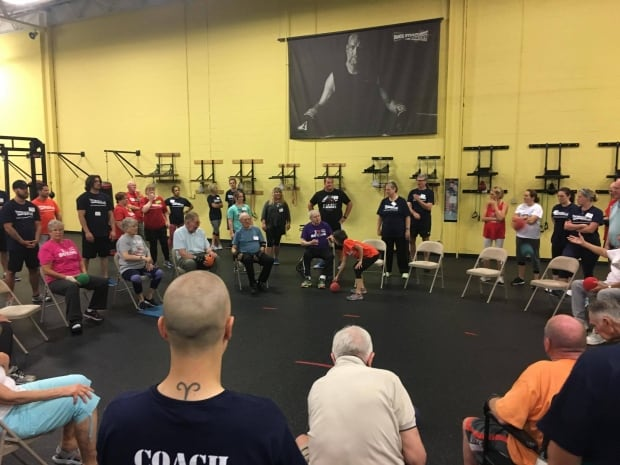 indianapolis rock steady boxing participants