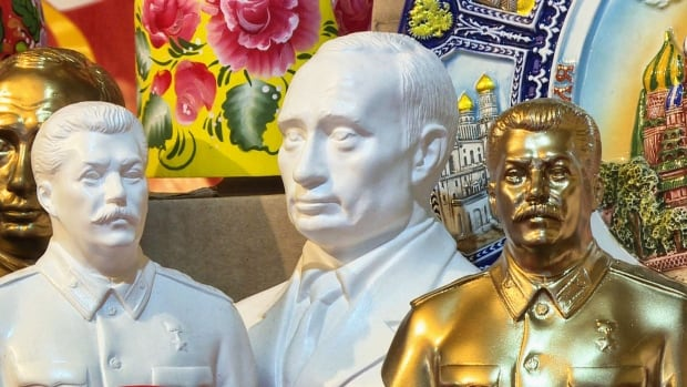 Busts of Stalin