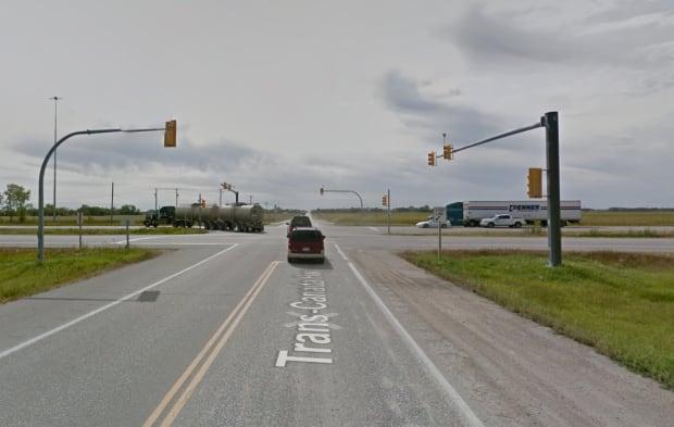 Highway 16 + Trans-Canada Manitoba