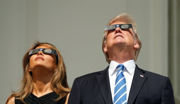 SOLAR-ECLIPSE/USA-TRUMP
