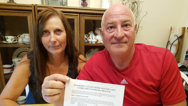 Andree and Rick Jolicoeur have spent months battling with Walmart Canada Bank after $6,600 was fraudulently charged to their credit card. The card was stolen in Mexico, but the credit card company says someone allegedly knew the PIN, so won't reimburse the couple.