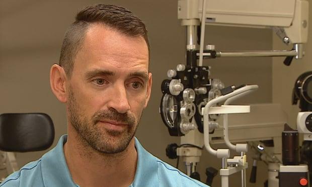 Optometrist Kent Prete