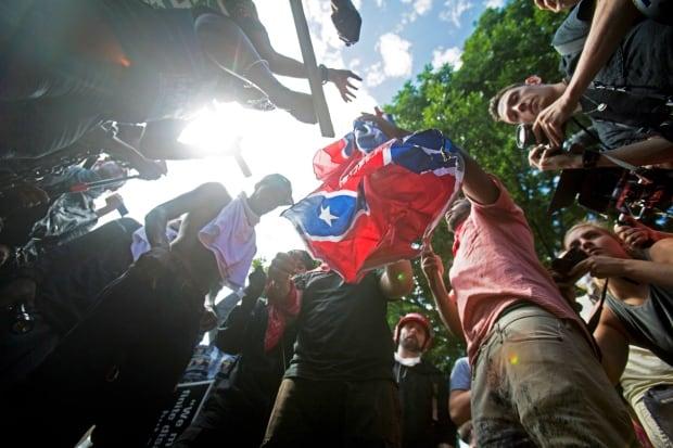 Counterprotesters Q&A