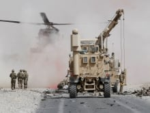 U.S. Defence Secretary James Mattis has signed orders to send more troops to Afghanistan.  But critics argue the U.S. should be pulling out of Afghanistan, not sending in more troops.