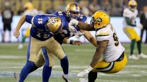 CFL Power Rankings: Blue Bombers dethrone Eskimos