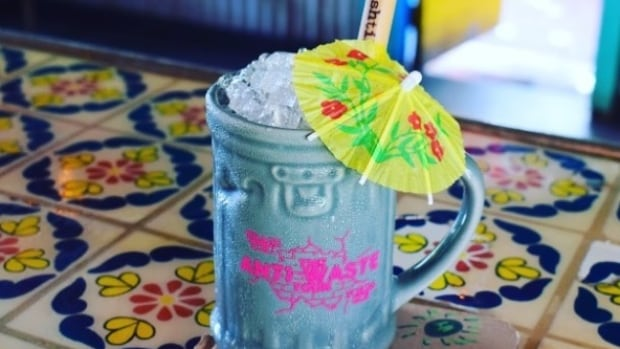 Trash Tiki posts some of their recipes on their website to show customers that it's possible for customers to be sustainable at home.