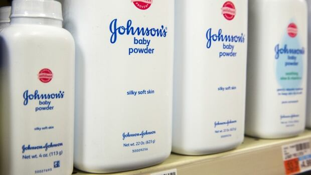Johnson & Johnson faces 4,800 similar claims nationally and has been hit with over $300 million US in verdicts by juries in Missouri.