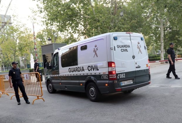 SPAIN TERRORIST ATTACK AFTERMATH