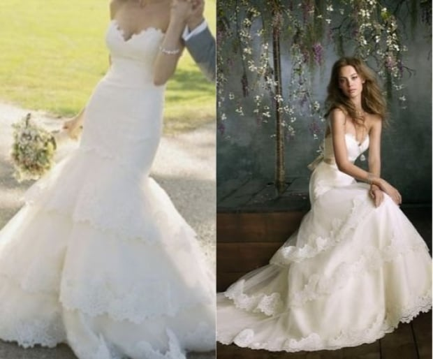 wedding dress give away free