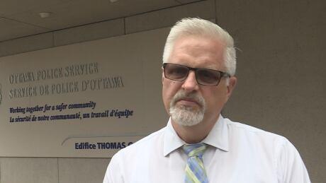 Ottawa police robbery Staff Sgt. Michael Haarbosch