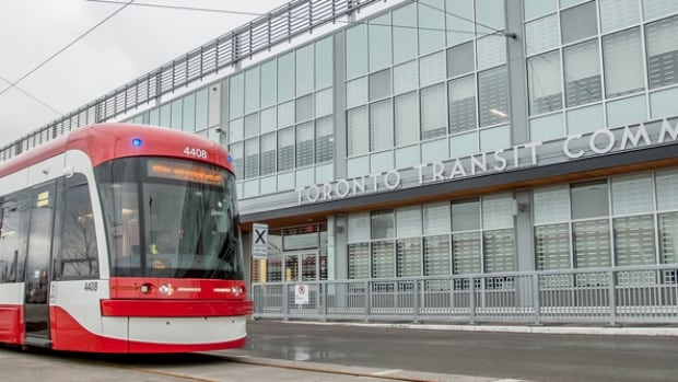 Four streetcars were sent to the TTC's Leslie Barns Facility unfinished in December.